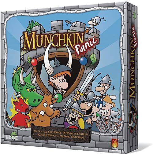 Edge Entertainment Munchkin Panic hiszpański (EDGMP01)