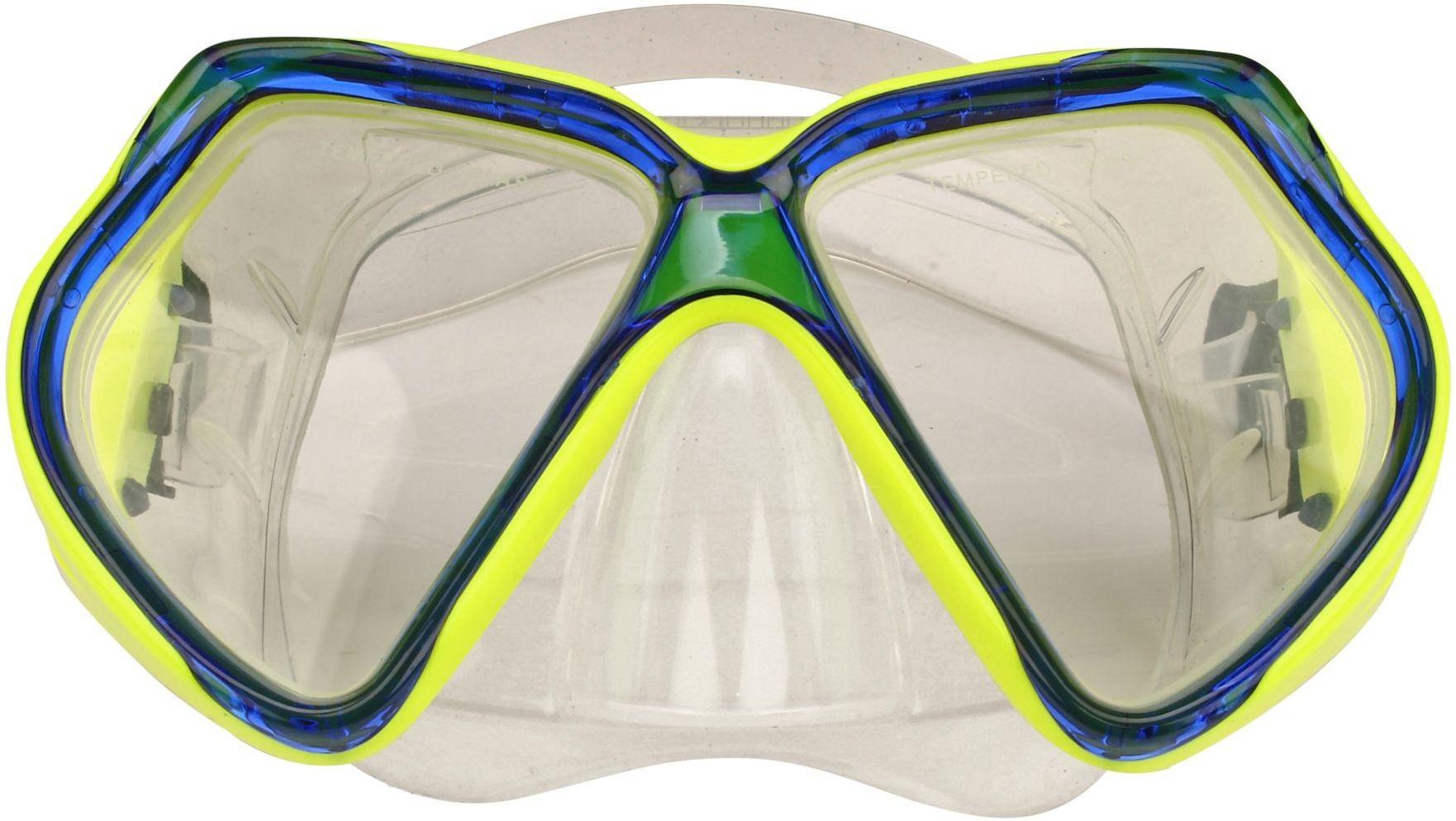 Maska silikonowa do nurkowania Waimea
