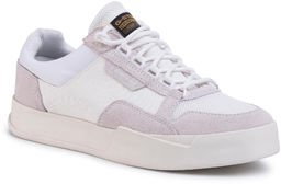 Sneakersy G-STAR RAW - Rackam Vodan Low II D16755-C243-110 White