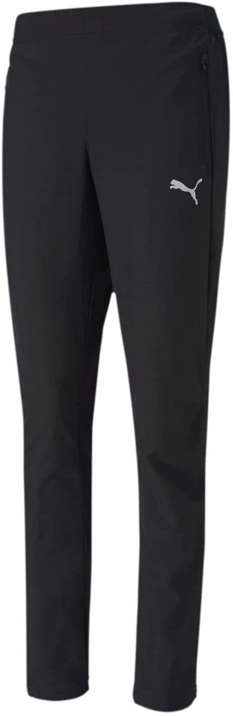 PUMA damskie drużyna bramka 23 Sideline tkane spodnie w spodnie dresowe Puma Czarny XL