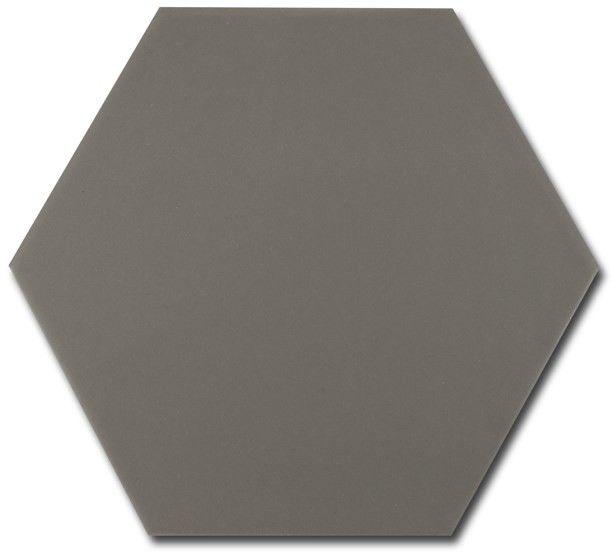 Hexatile Gris Mate 17,5x20