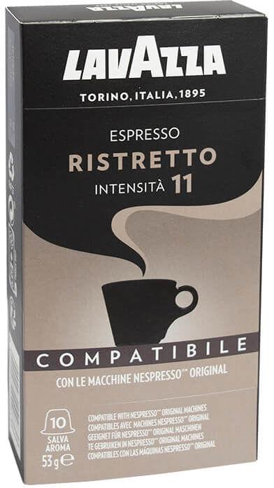 Lavazza Ristretto Nespresso 10 kapsułek