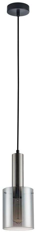 Lampa wisząca SARDO nikiel E27 ITALUX