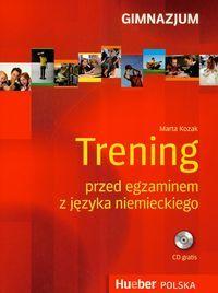 Trening przed egzaminem z języka niemieckiego gimnazjum