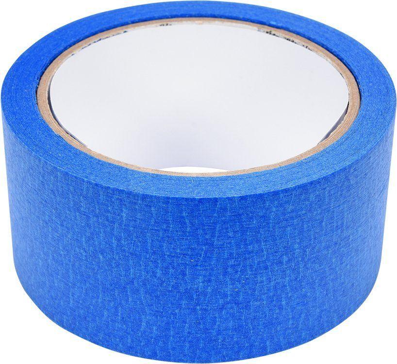 taśma maskująca niebieska 50m/48mm Vorel 75125 - ZYSKAJ RABAT 30 ZŁ