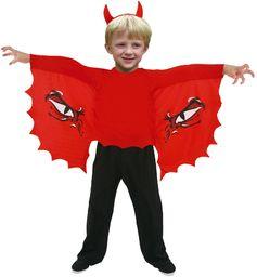 Cesar  C842  001  Kostium  Diabeł czerwony