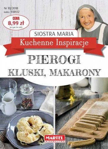 Pierogi kluski makarony Kuchenne Inpsiracje Siostra Maria