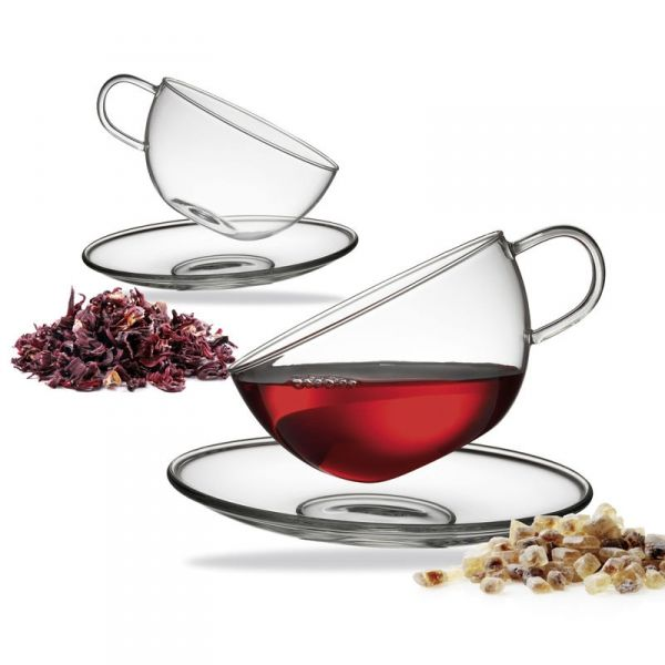 Kuchenprofi ASSAM Filiżanki do Herbaty 250 ml 2 Szt.
