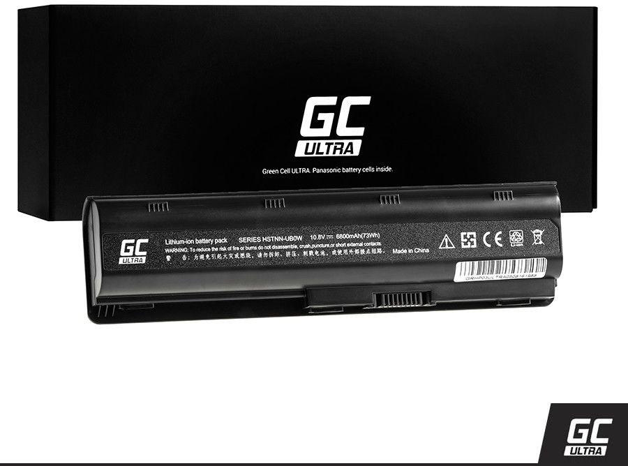 Bateria Green Cell ULTRA MU06 do HP Compaq 635 650 655 Pavilion G6 G7 Presario CQ62