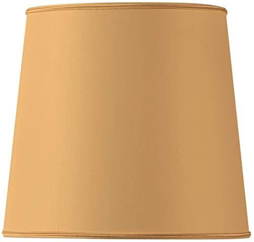 Klosz lampy w kształcie USA, 20 x 16 x 18,5 cm, żółty