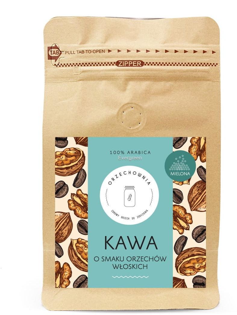 Orzechownia Kawa Orzech Włoski Mielona 200g