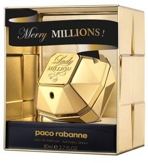 Paco Rabanne Lady Million Merry woda perfumowana - 80ml Do każdego zamówienia upominek gratis.