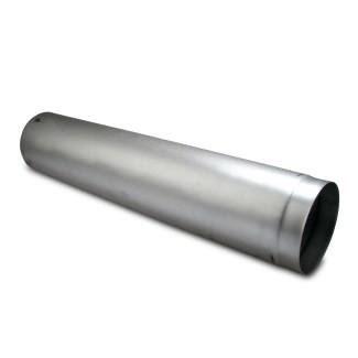 Rura spalinowa sztywna 200 mm / 1m