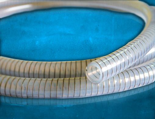 Wąż ssący przesyłowy PUR Vacuum fi 38 mm