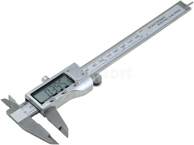 Suwmiarka z odczytem cyfrowym 0-150mm