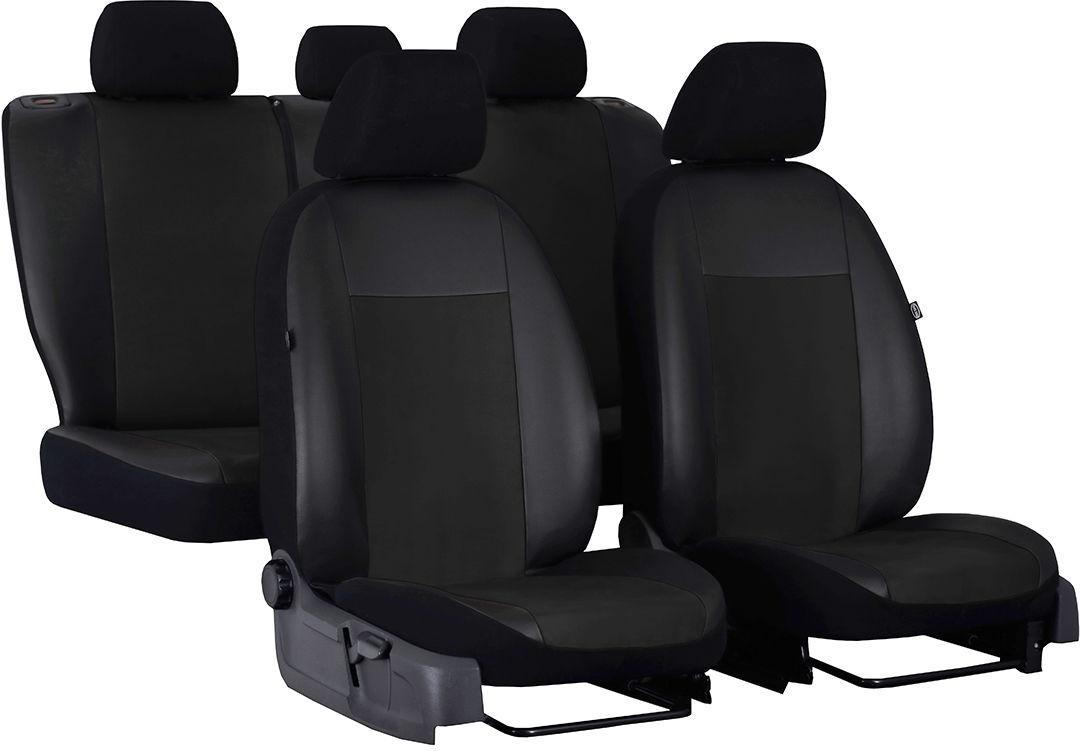 Pokrowce samochodowe do Ford Mustang coupe, Unico, kolor czarny