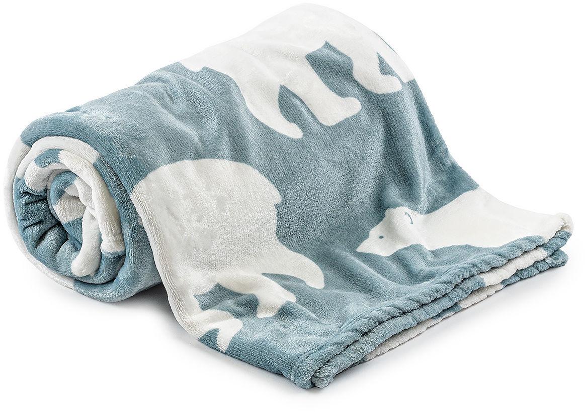 4Home Koc Soft Dreams Polar Bear, 150 x 200 cm