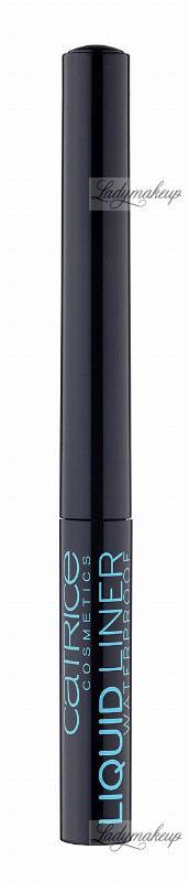 Catrice - Liquid Liner Waterproof - Wodoodporny Eyeliner w płynie