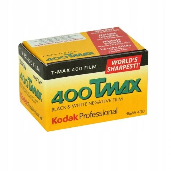 Film Kodak T-Max TMY 400 135/36
