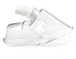 Philips Respironics maska dla dorosłych do inhalatorów Philips Maska dla dorosłych do nebulizatora SideStream oraz SideStream Durable