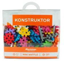 Klocki ''mini waffle'' konstruktor 140 elementów (5906737902363)