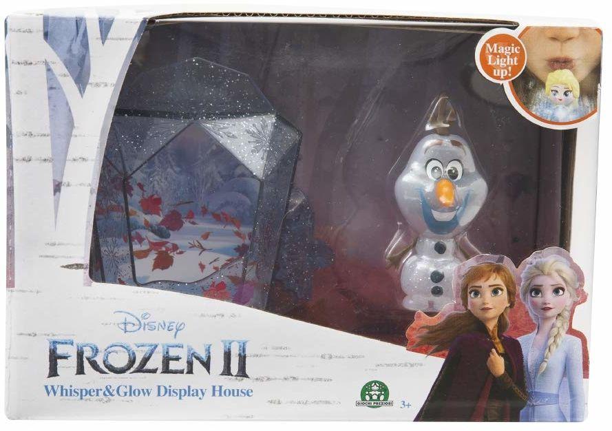 Frozen 2 Huśtawka Whisper & Glow - Olaf