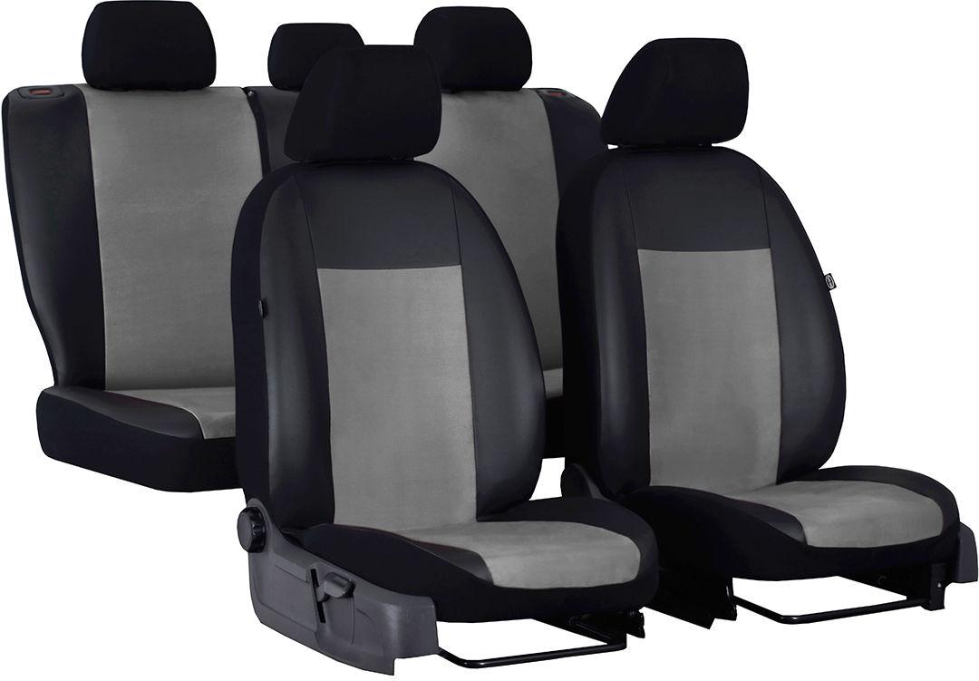 Pokrowce samochodowe do Ford Mustang coupe, Unico, kolor jasnoszary