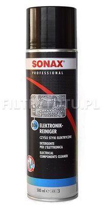 SONAX Do czyszczenia połączeń elektrycznych 500ml (806400)