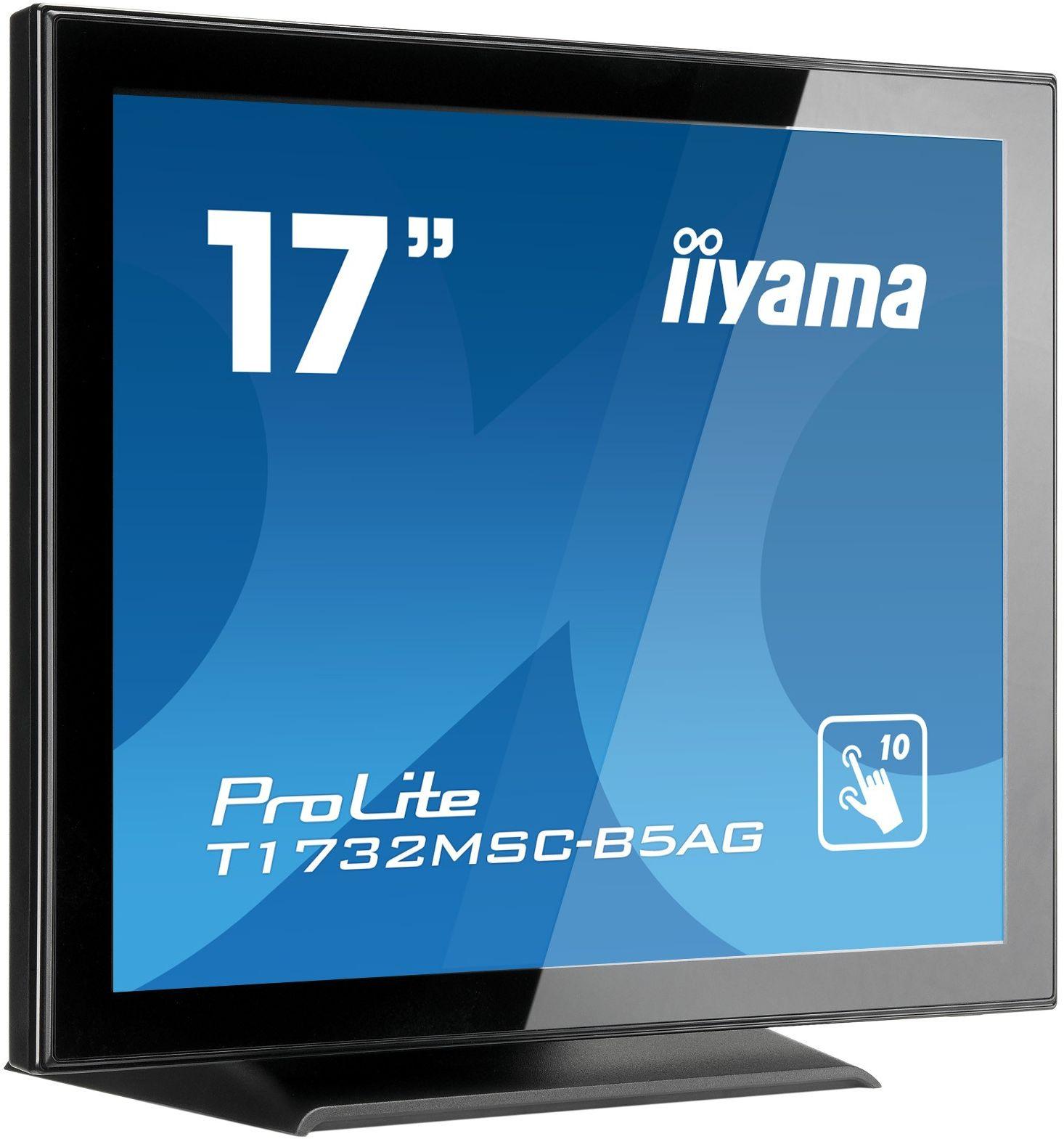 """Monitor dotykowy iiyama ProLite T1732MSC-B5AG 17"""" z powłoką antyrefleksyjną + WYSYŁKA W 24H GRATIS !! AUTORYZOWANY SKLEP IIYAMA"""