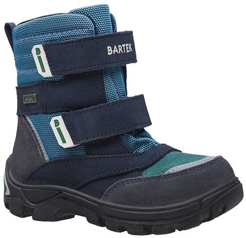 Trzewiki ocieplane Śniegowce BARTEK 41473-TR9 BRTK-Tex Natural Wool
