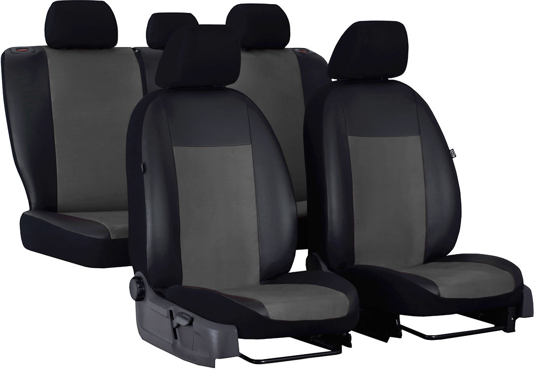 Pokrowce samochodowe do Ford Mustang coupe, Unico, kolor ciemnoszary