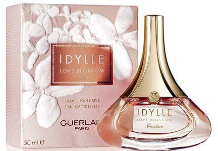Guerlain Idylle Love Blossom woda toaletowa - 50ml Do każdego zamówienia upominek gratis.