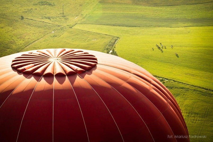 Lot balonem dla dwojga - Białystok
