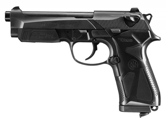 Replika pistolet ASG Beretta 90two 6 mm CO2
