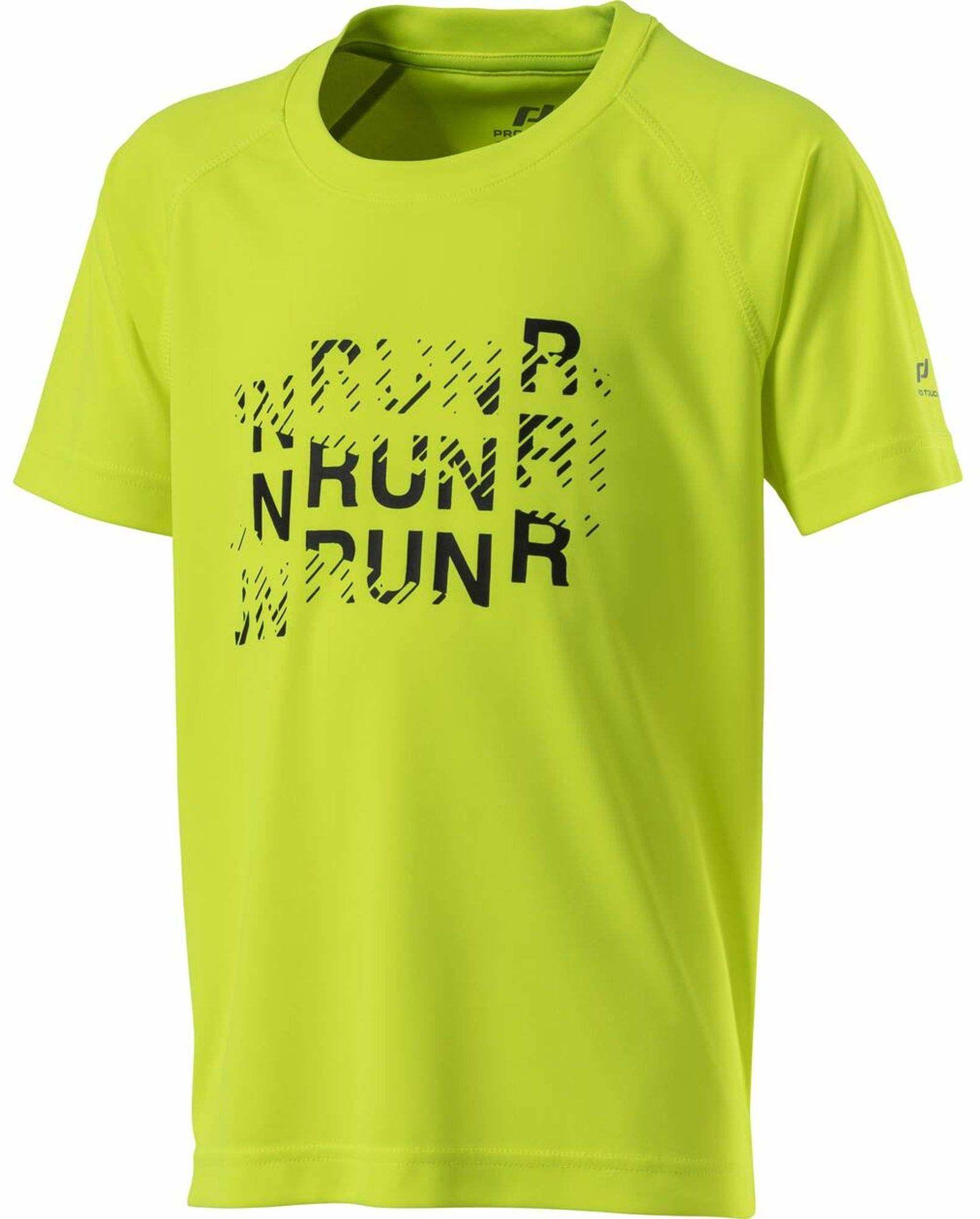 Pro Touch Bonito II T-shirt, Yellow Light, 176