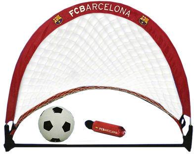 FC Barcelona - zestaw z mini bramkami