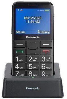 Panasonic Telefon dla seniora KX-TU155 czarny