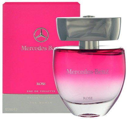 Mercedes-Benz Mercedes Benz Rose woda toaletowa dla kobiet 60 ml