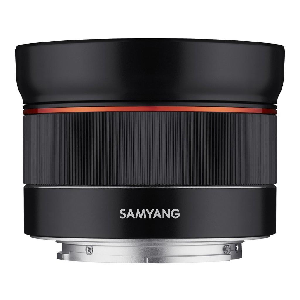 Obiektyw Samyang AF 24mm F2.8 Sony FE + Samyang Lens station