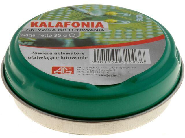 Kalafonia aktywowana kwasem adypinowym 35g