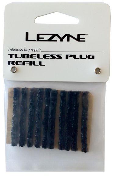 LEZYNE guma do naprawy opon tubeless tubeless plug refill-20 (wkłady 20szt) LZN-1-PK-PTBLS-V104-20,4712805998074