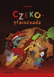 Czekopłaszczada - Ebook.