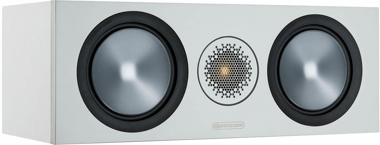 Monitor Audio Bronze 6G C150 White - Kolumna centralna - Salon Warszawa - Raty 0% - Dostawa 0zł -