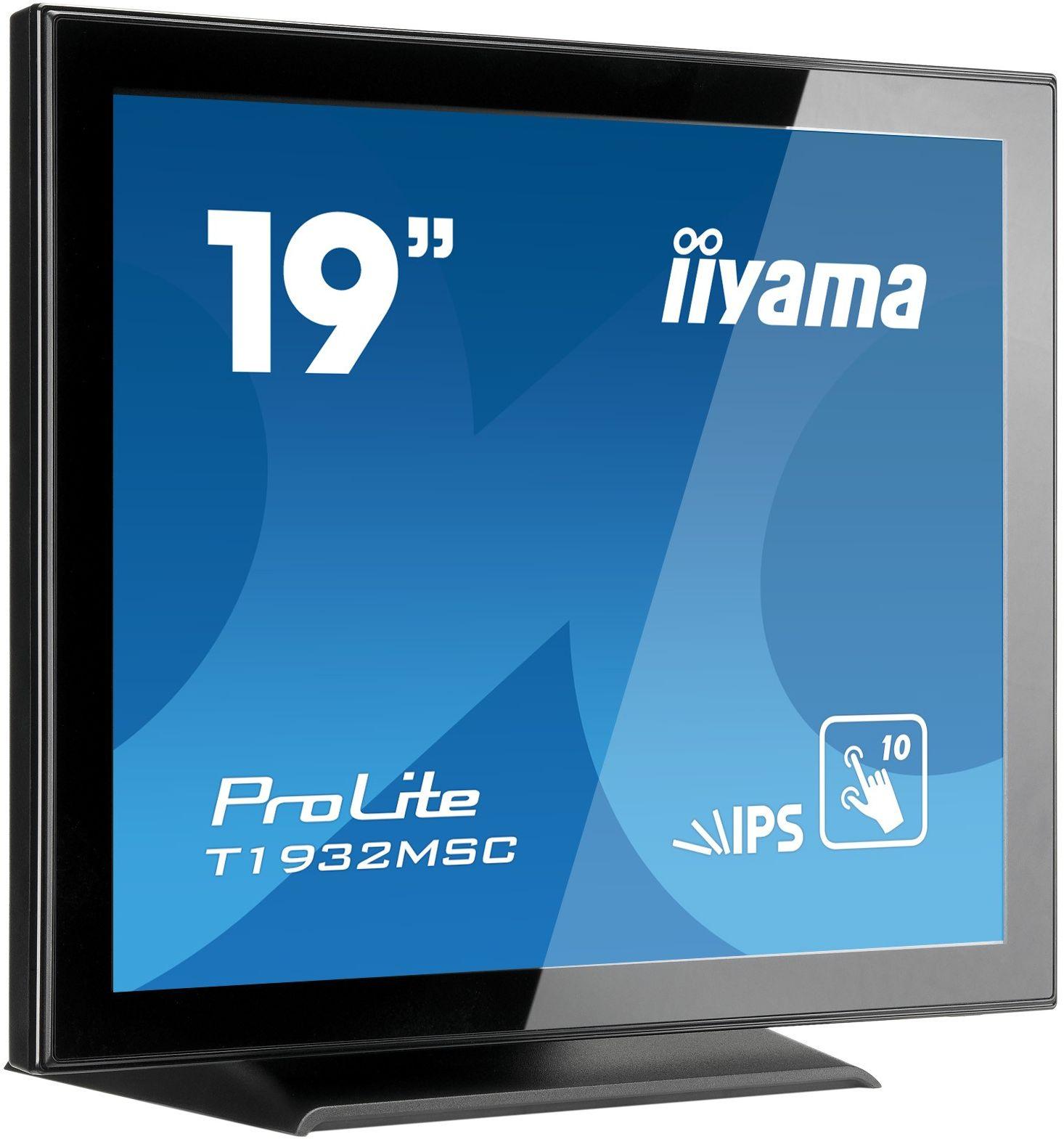 """Monitor dotykowy iiyama ProLite T1932MSC-B5X 19"""" + WYSYŁKA W 24H GRATIS !! AUTORYZOWANY SKLEP IIYAMA"""