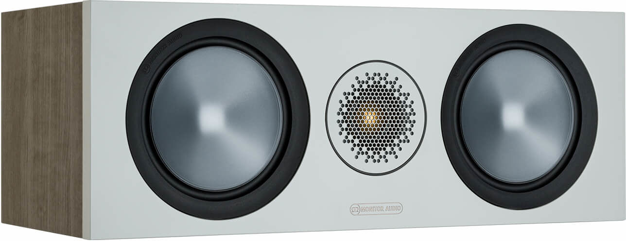Monitor Audio Bronze 6G C150 Urban Grey - Kolumna centralna - Salon Warszawa - Raty 0% - Dostawa 0zł -