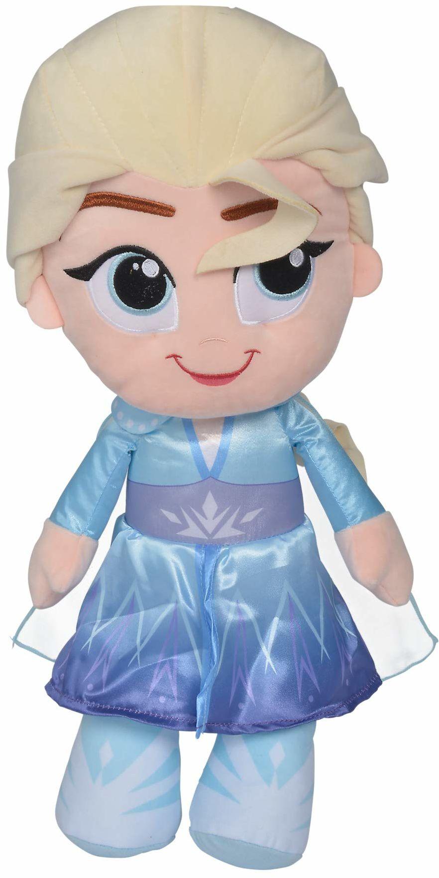 Simba 6315877626 Disney Frozen 2, Chunky ELSA, 43 cm, wielokolorowa, 43 cm