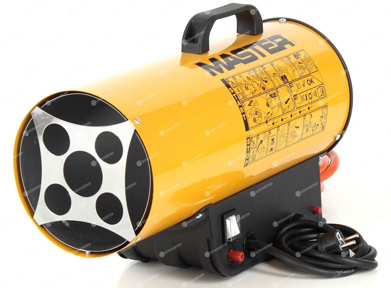 Nagrzewnica gazowa Master BLP 17 M - dmuchawa gazowa