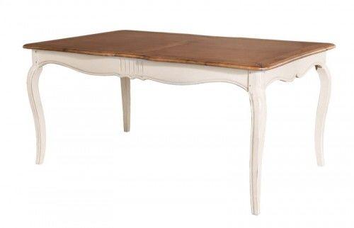 Stół kremowy w stylu francuskim VERONA