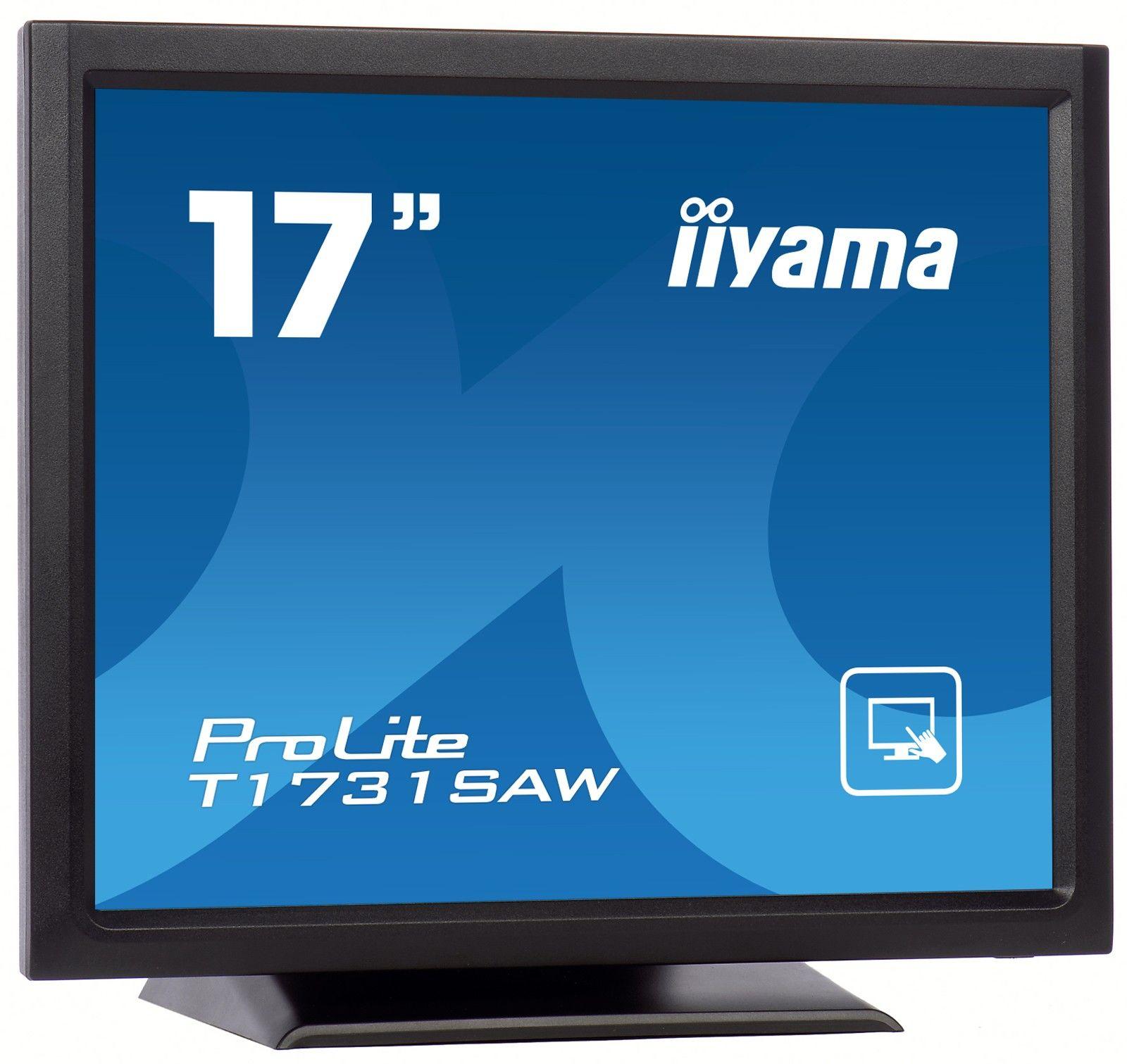 """Monitor dotykowy iiyama ProLite T1731SAW-B5 17"""" IP54 + WYSYŁKA W 24H GRATIS !! AUTORYZOWANY SKLEP IIYAMA"""