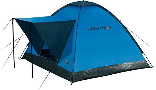 High Peak Beaver 3 namiot  niebieski/szary jednokolorowy